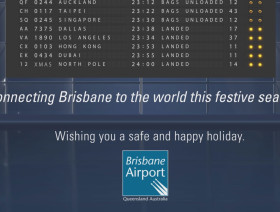 Brisbane Airport Animation