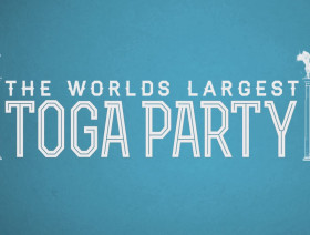 World's Largest Toga Party 2013